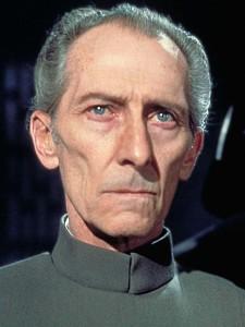 Image of Grand Moff Tarkin from Star Wars