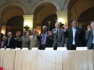 Minnesota Presidential Electors, DFL, 2008